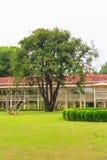 Mrigadayavan Palace (Maruekhathaiyawan Palace) in Cha-Am, Thaila Royalty Free Stock Images