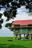 Mrigadayavan slott Arkivfoto