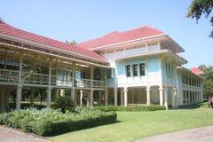 Mrikhathayawan宫殿,华欣, Thailaand 免版税库存照片