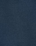 Mörker - blå tygbakgrundstextur Arkivbild