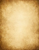mörkt kantat papper Royaltyfri Bild