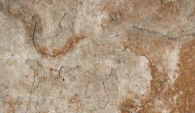 Mármore de pedra do relevo Foto de Stock