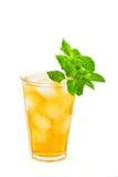 mrożonej herbaty Zdjęcia Stock