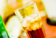 mrożonej herbaty Fotografia Royalty Free