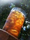 mrożona herbata Zdjęcia Royalty Free
