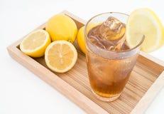 mrożona herbata zdjęcie stock