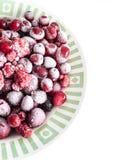 mrożone owoce Zdjęcie Royalty Free