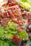 mrożone paprica Zdjęcie Stock