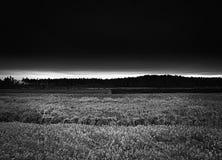 mroczne niebo Zdjęcia Stock