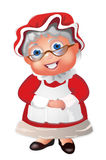 Mrs Claus Stock Images