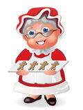 Mrs Claus Royalty Free Stock Photography