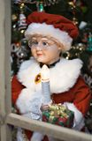 Mrs. Claus Royalty Free Stock Photo