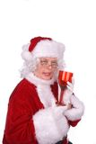 Mrs. Claus drunk. Mrs. Claus had to much to drink, and now she is an angry drunk royalty free stock image