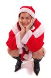 Mrs Santa Claus Stock Photos