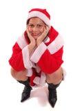 Mrs Santa Claus Stock Photos