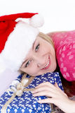 Mrs. Santa Clause Royalty Free Stock Image