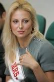 Mrs World 2009 Stock Photography