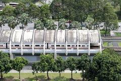 mrt新加坡培训 图库摄影