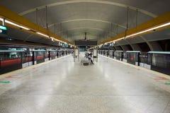 MRT驻地 库存图片
