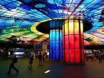MRT σταθμός στην Ταϊβάν Στοκ Εικόνες