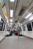 MRT, Сингапур Стоковое фото RF