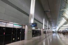 MRT, Сингапур Стоковое Изображение RF