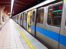MRT di Taipeh Fotografie Stock