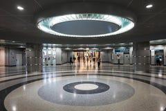 MRT en Singapur Imagen de archivo