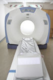 MRT machine for magnetic resonance imaging. In radiology in a hospital Stock Images