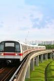 MRT Singapour Photographie stock