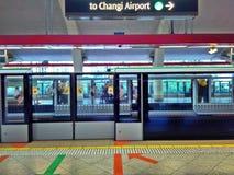 Mrt-Station lizenzfreies stockfoto