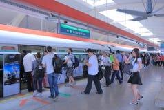 Mrt-station Singapore Arkivbilder