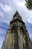 Mártires monumento y St Giles Imágenes de archivo libres de regalías