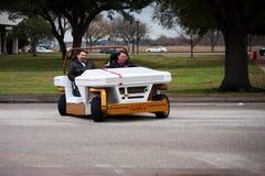MRV Mąci Rover pojazdu demonstrację Zdjęcia Stock