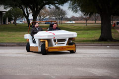MRV Mars Rover Vehicle demonstration Stock Photos