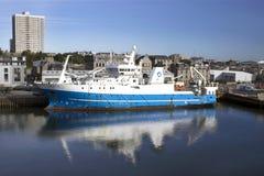 MRV Scotia -水产业研究船 库存图片