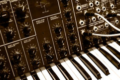 MS-20 3 Royalty Free Stock Photos