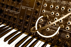 MS-20 4 Stock Image