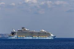 Ms Allure av haven Royaltyfri Bild