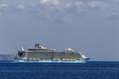 Free MS Allure Of The Seas Royalty Free Stock Image - 54592066