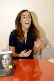 MS.AMANDA LINDHOUT_CANADIAN AUTHOR AND WRITER Stock Images