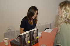 MS.AMANDA LINDHOUT_CANADIAN AUTHOR AND WRITER Stock Photo