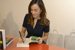 MS.AMANDA LINDHOUT_CANADIAN AUTHOR AND WRITER Stock Photography