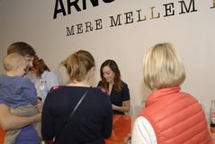 MS.AMANDA LINDHOUT_CANADIAN AUTHOR AND WRITER Royalty Free Stock Photo