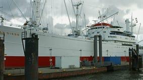 MS Cap San Diego, Hamburgo filme
