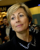 Ms Comité de ambiente solitario de Loklindt_chairwoman Fotografía de archivo libre de regalías