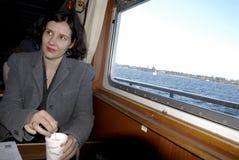 MS.DANA REIZNICE-OZOLA _MINISTER FOR LATVIA Stock Images