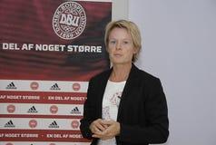 Ms DIRETTORE DBU DI KATIA MOESGAARD_MANAGING Fotografie Stock Libere da Diritti