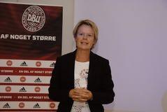 Ms DIRETTORE DBU DI KATIA MOESGAARD_MANAGING Immagine Stock Libera da Diritti