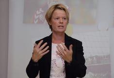 Ms DIRETTORE DBU DI KATIA MOESGAARD_MANAGING Immagini Stock Libere da Diritti